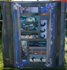 IBS2-Quilt: Susanne W, Germany