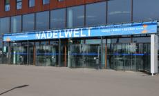Nadelwelt 2016 - Entrance