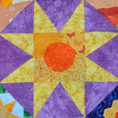 IBS3 Quilt: Ann S., Germany