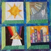 IBS3 Quilt: Lilo J., Switzerland
