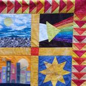 IBS3 Quilt: Bianca L, Germany