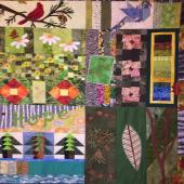IBS4 Quilt: Irene P, AT