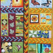 IBS4 Quilt: Monika K, AT