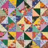 Elena V., Russia: Traditional Russian quilt