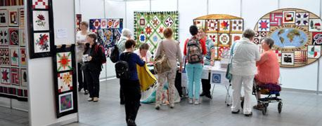 IBS1 Gallery at the Nadelwelt 2014