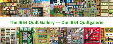 The IBS4 Quilt Gallery - Die IBS4 Quiltgalerie